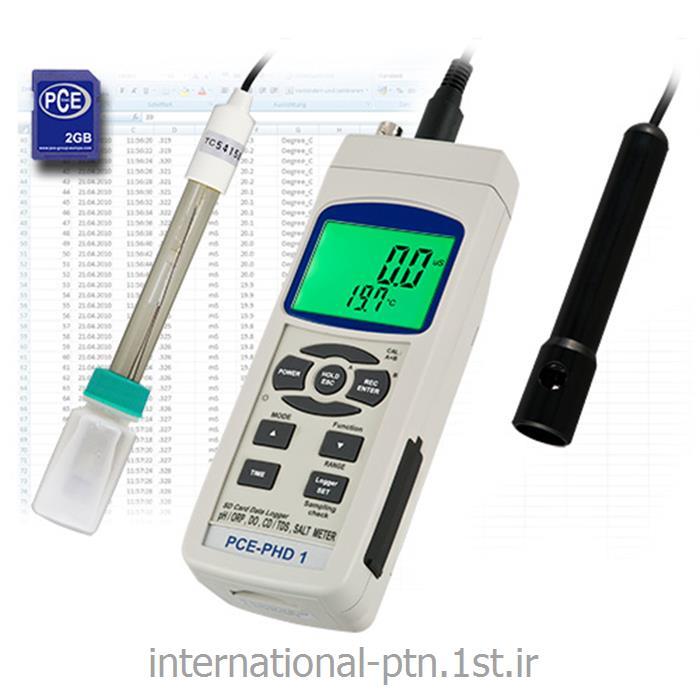 pH متر پرتابل کمپانی PCE انگلیس