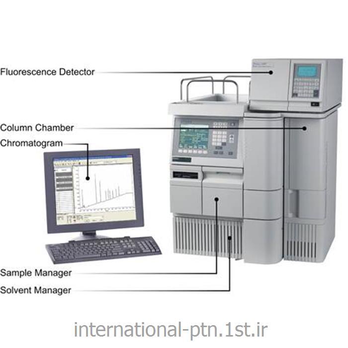 HPLC (کروماتوگرافی مایع) کمپانی Waters آمریکا