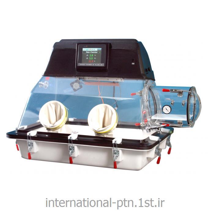 تعمیر دستگاه گلاوباکس (Glove box) کمپانی Plas-Lab آمریکا