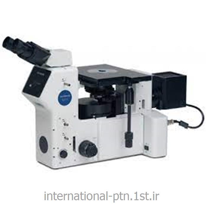متالورژی میکروسکوپ کمپانی Olympus ژاپن