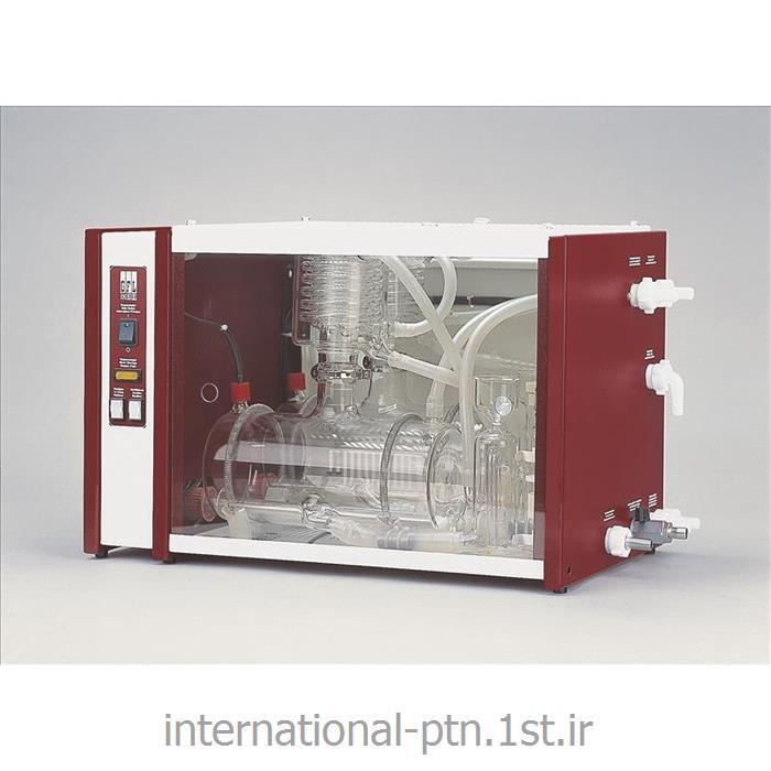 دستگاه آب مقطرگیری دوبار تقطیر کمپانی GFL آلمان