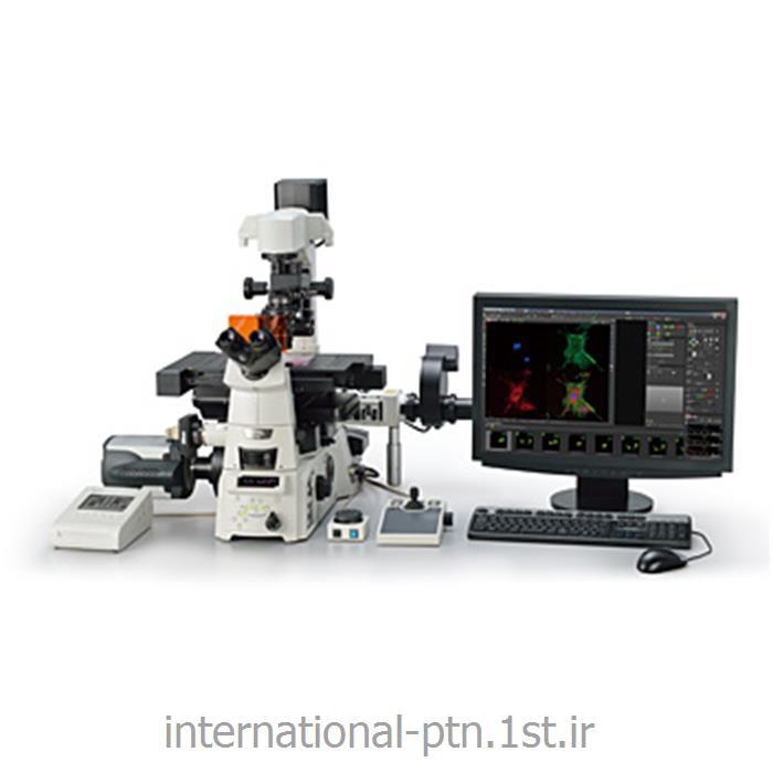 اینورتد میکروسکوپ کمپانی Nikon ژاپن