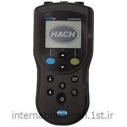 هدایت سنج پرتابل  Hach مدل HQ14D