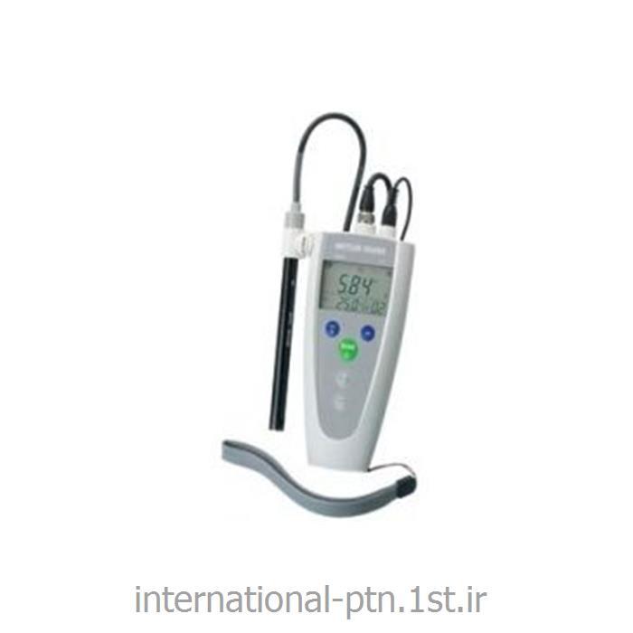 pH متر پرتابل کمپانی Mettler Toledo آلمان