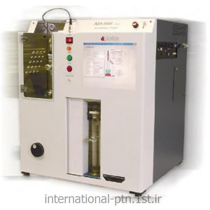 دستگاه تقطیر مواد نفتی کمپانی Koehler آمریکا