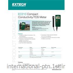 کنداکتیویتی متر پرتابل EC210