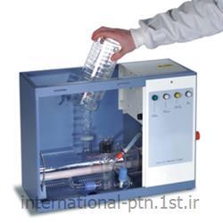 دستگاه آب مقطرگیری دوبار تقطیر کمپانی Stuart انگلستان