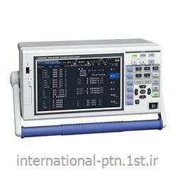 عکس خدمات پردازش ابزار آلات اندازه گیری و ابزار دقیقتعمیرات پاورآنالایزر 16 کاناله کمپانی Hioki ژاپن
