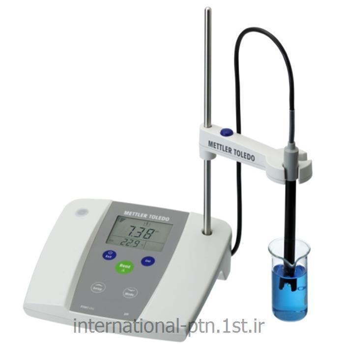 pH متر رومیزی S213 کمپانی Mettler Toledo آلمان