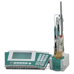 pH/ions متر کمپانی Metrohm سوئیس