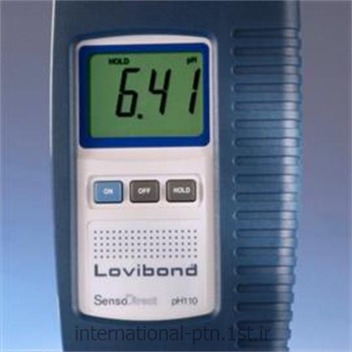 pH متر پرتابل کمپانی Lovibond انگلستان