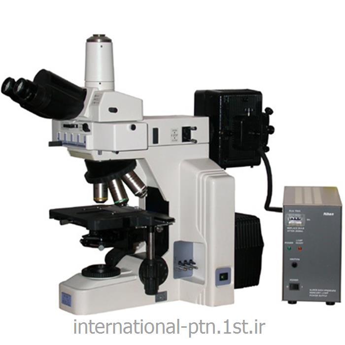 فلورسانس میکروسکوپ کمپانی Nikon ژاپن