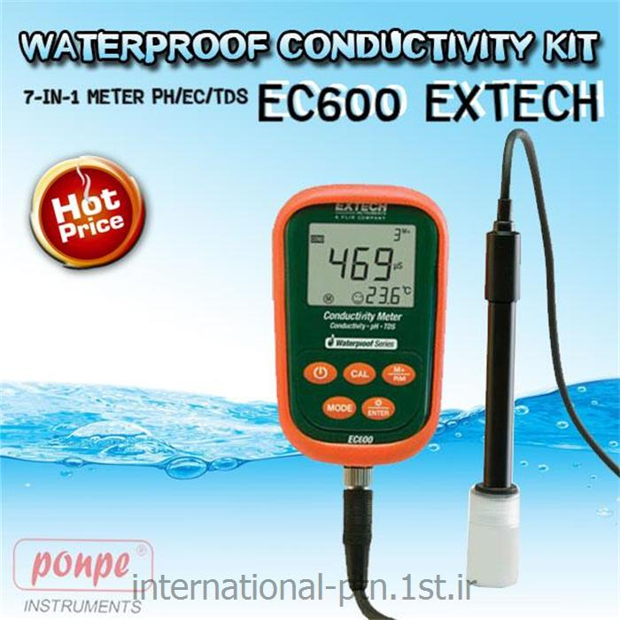 مولتی پارامتر پرتابل  EC600 کمپانی Extech