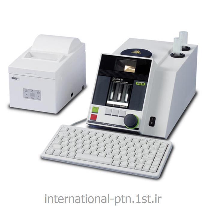 دستگاه اندازه گیری نقطه ذوب کمپانی Buchi آلمان