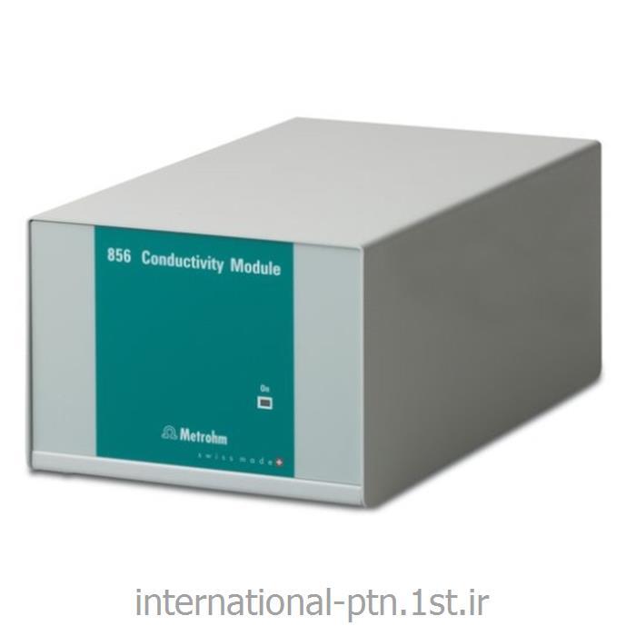 EC متر رومیزی کمپانی Metrohm سوئیس