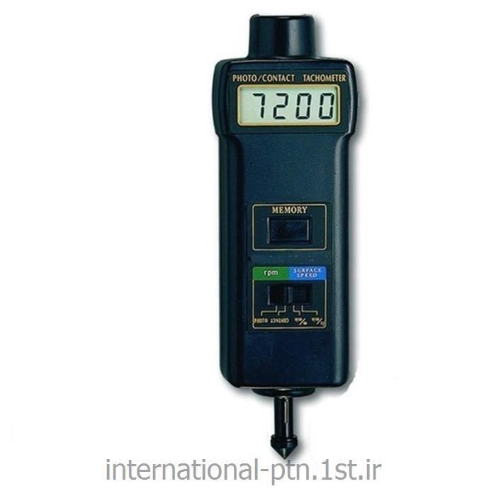 تاکومتر (دورسنج) مکانیکی کمپانی Lutron آمریکا