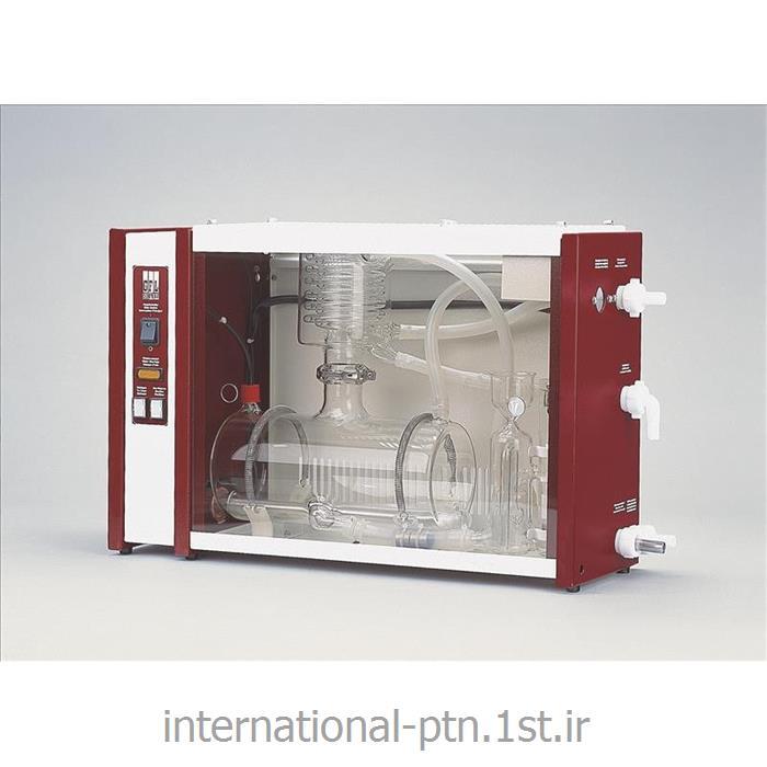 دستگاه آب مقطرگیری یکبار تقطیر کمپانی GFL آلمان