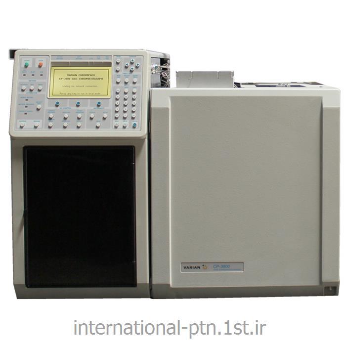 GC (کروماتوگرافی گازی) کمپانی Varian آمریکا
