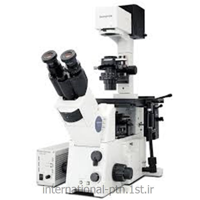 اینورتد میکروسکوپ کمپانی Olympus ژاپن