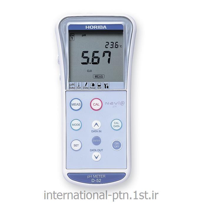 pH متر پرتابل کمپانی Horiba آمریکا
