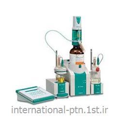 تیتراتور مدل Oil Titrando کمپانی Metrohm سوئیس