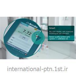 Ph متر و هدایت سنج کمپانی Metrohm سوئیس