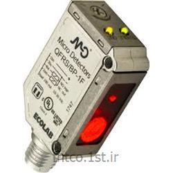 عکس سنسورسنسور نوری یکطرفه جهت تشخیص اجسام بیرنگ  QFI4/BP-1A