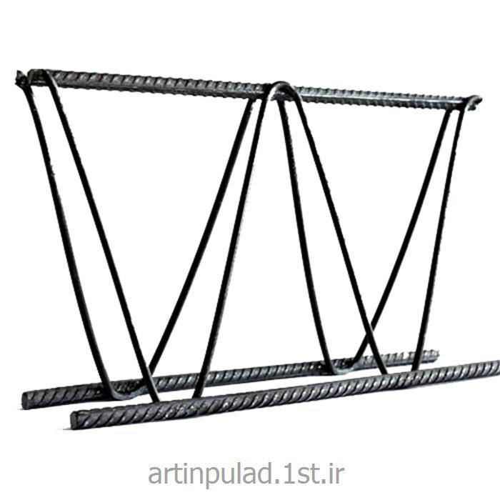 عکس مصالح ساختمانی فلزیخرپای میلگردی (تیرچه فلزی)