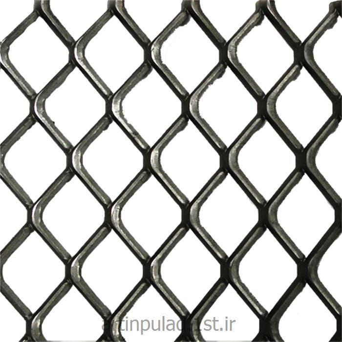 عکس مصالح ساختمانی فلزیتوری لوزی (توری مشبک )