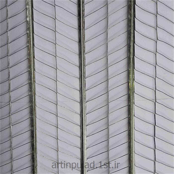 عکس مصالح ساختمانی فلزیرابیتس ( ورق آرک بندی )