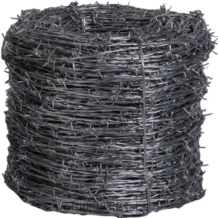 عکس مصالح ساختمانی فلزیسیم خاردار (خطی و حلقوی )