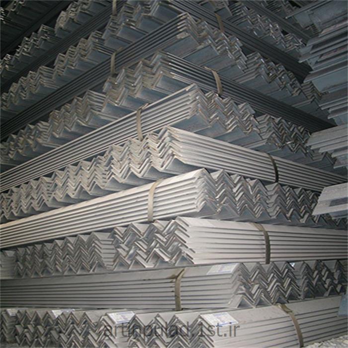 پروفیل نبشی فلزی ساختمانی ( L )<