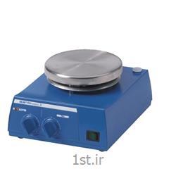 همزن مغناطیسی با تنظیم سرعت و گرما آیکا آلمان (IKA)