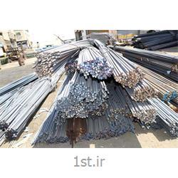 میلگرد فولادی آجدار سایز 8 ذوب آهن