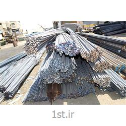 عکس میلگرد فولادی (میله گرد فولادی)میلگرد فولادی آجدار سایز 8 ذوب آهن