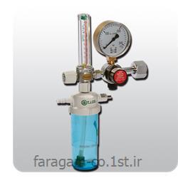 عکس رگولاتور (رگلاتور) فشار ( تنظیم کننده فشار )رگلاتور مانومتر طبی نجات مخصوص کپسول اکسیژن