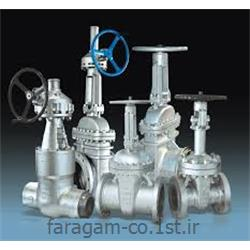شیر آلات صنعتی  ( VALVE )  ;کلاس 150  تا کلاس 5000