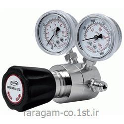 عکس رگولاتور (رگلاتور) فشار ( تنظیم کننده فشار )رگلاتور ( رگولاتور ) گاز  هلیوم   درااستار DRASTAR Regulator