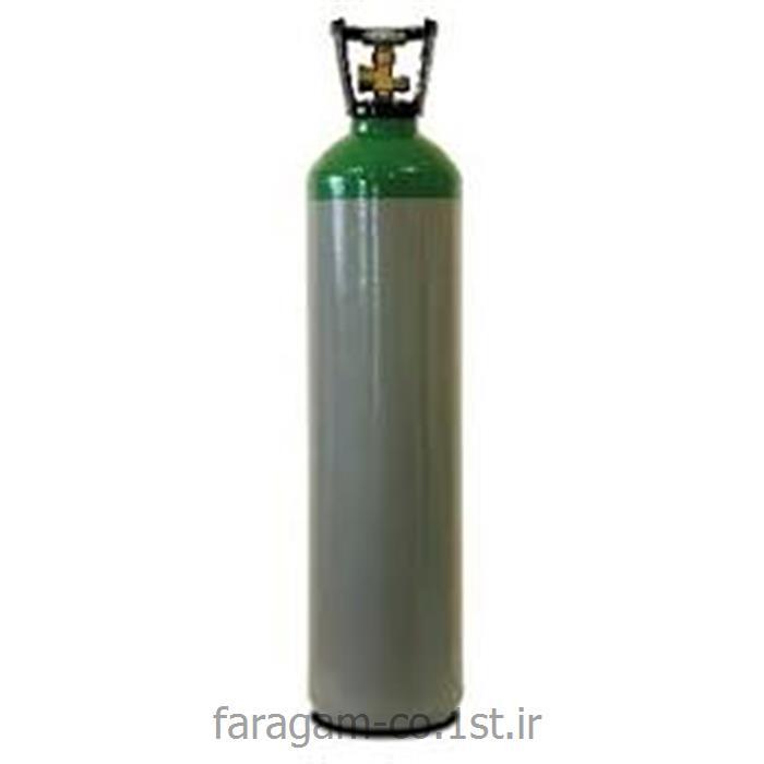 عکس سایر محصولات و کانی های غیر فلزیسیلندر و کپسول گاز آرگون 40 لیتری