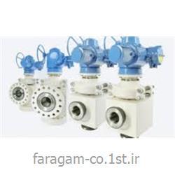 شیرآلات کنترلی   CONTROL  VALVE تاسیسات  نفت  و  گاز  و آب