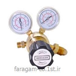 عکس رگولاتور (رگلاتور) فشار ( تنظیم کننده فشار )رگلاتور ( رگولاتور ) گاز اکسیژن O2 هرکولس Hercules
