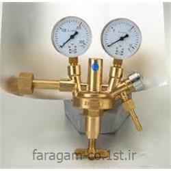 عکس رگولاتور (رگلاتور) فشار ( تنظیم کننده فشار )رگلاتور ( رگولاتور ) گاز اکسیژن زینسر  Zinser  آلمانی