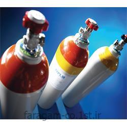 کپسول سیلندر گاز میکس  دی اکسید کربن  - نیتروژن - هلیوم  50  لیتری