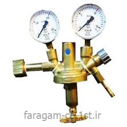 عکس رگولاتور (رگلاتور) فشار ( تنظیم کننده فشار )رگلاتور ( رگولاتور ) زینسر گاز دی اکسید کربن  Zinser Regulator