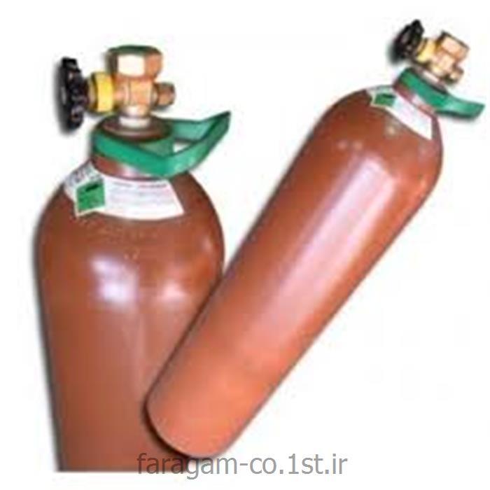 عکس تجهیزات تولید گازکپسول  سیلندر  10 لیتری هلیوم