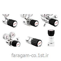 عکس رگولاتور (رگلاتور) فشار ( تنظیم کننده فشار )رگلاتور ( رگولاتور ) گاز دی اکسید کربن CO2  ویگورمخصوص سیلندر 40 لیتری