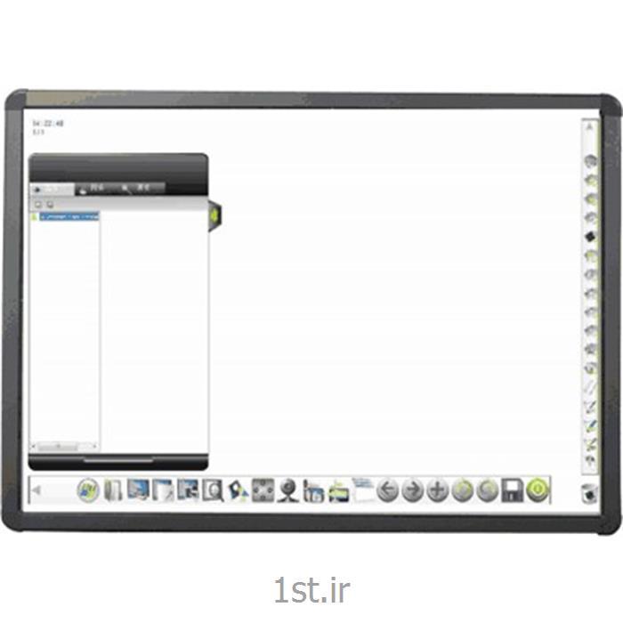 عکس تخته وایت بردبرد هوشمند لمسی (IP Board)