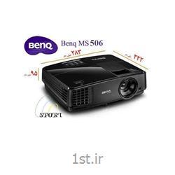 عکس پروژکتورویدئو پروژکتور بنکیو مدل BenQ MS506