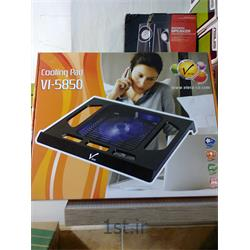 عکس فن خنک کننده لپ تاپپایه لپ تاپ ویرا 5850