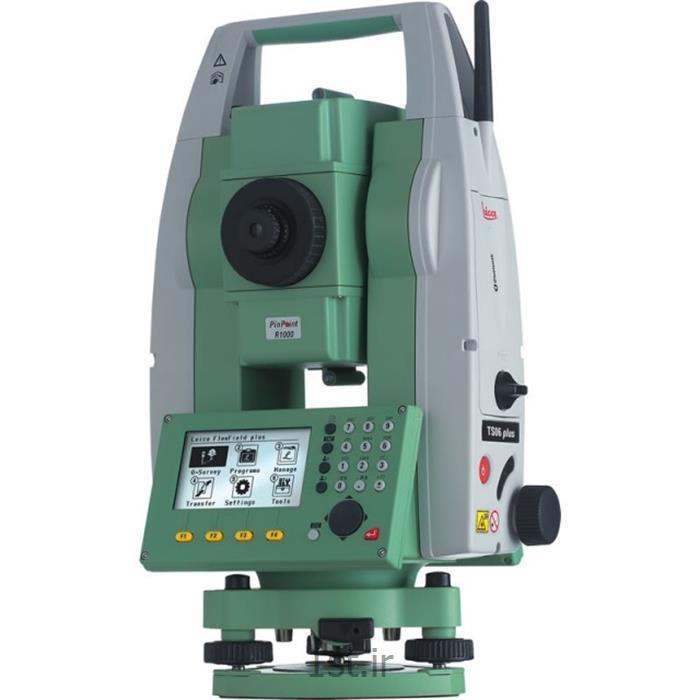 دوربین نقشه برداری توتال استیشن لایکا مدلTS065R1000